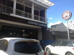 Coffee Lovers Hertasning Makassar