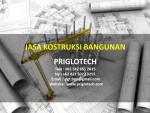 Priglotech - Jasa Konstruksi - Balikpapan