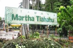 Taman Martha Tiahahu Jakarta