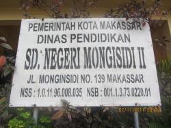 SD Negeri Monginsidi 2 Makassar