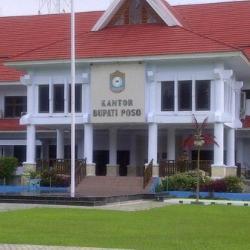 Kantor Bupati Poso