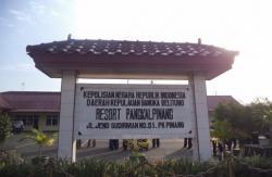 Kantor Kepolisian Resor (Polres) Pangkal Pinang