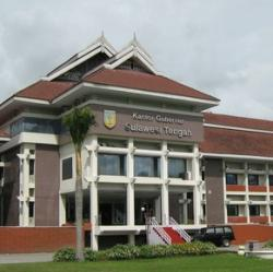 Kantor Gubernur Sulawesi Tengah