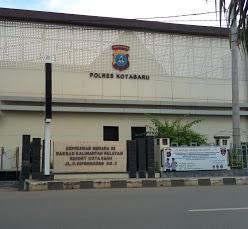 Kepolisian Resor (Polres) Kotabaru