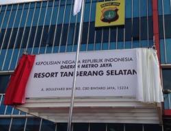 Kantor Kepolisian Resor (Polres) Tangerang Selatan