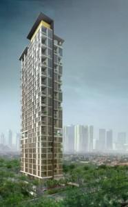 Apartemen Senopati Luxury Jakarta