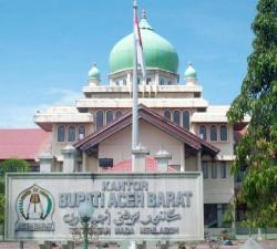 Kantor Bupati Aceh Barat