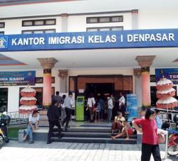 Kantor Imigrasi Kelas I Denpasar Bali