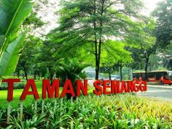 Taman Semanggi Jakarta