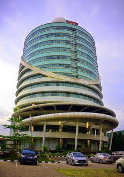 Kantor Pusat Badan Meteorologi Klimatologi dan Geofisika (BMKG)
