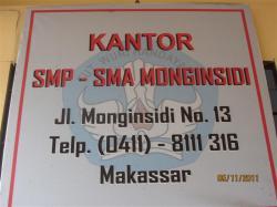SMP Mongisidi Makassar