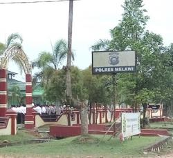 Kepolisian Resor (Polres) Melawi