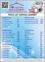 Ayu Laundry Palembang
