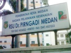 Rumah Sakit Pirngadi Medan