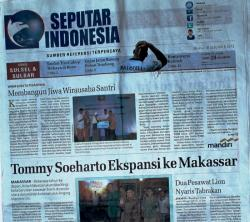 Seputar Indonesia Edisi Sulsel & Sulbar