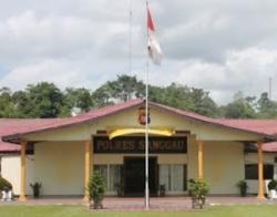 Kepolisian Resor (Polres) Sanggau