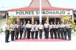 Kepolisian Resor (Polres) Sukoharjo