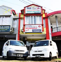 Pandu Logistics Cabang Bogor