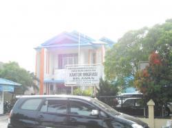 Kantor Imigrasi Kelas II Belawan Medan