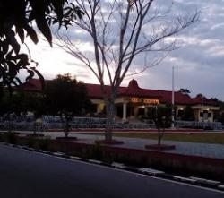 Kantor Kepolisian Resor (Polres) Bangka Selatan
