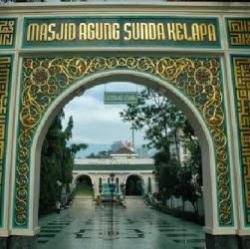 Masjid Agung Sunda Kelapa Jakarta