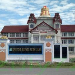 Kantor Bupati Aceh Jaya