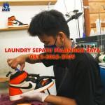 IQ Shoe - Laundry Sepatu Palangka Raya