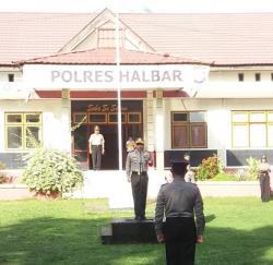 Kepolisian Resor (Polres) Halmahera Barat