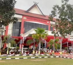Kantor Polisi Polda Kepulauan Riau
