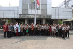 Kantor Kepolisian Polres Metro Jakarta Pusat