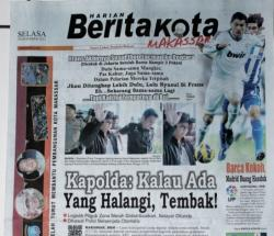 Harian Berita Kota Makassar