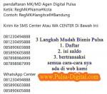 Digital Pulsa - Magetan, Jawa Timur