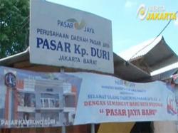 Pasar Kampung Duri Jakarta