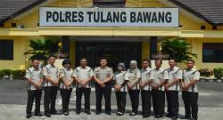 Kantor Polisi Polres Lampung Barat