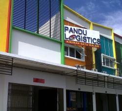 Pandu Logistics Cabang Serang