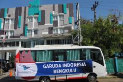 Kantor Cabang Maskapai Garuda Indonesia Bengkulu