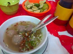 Bakso Tamalanrea BTP Makassar
