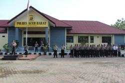 Kepolisian Resor (Polres) Aceh Barat