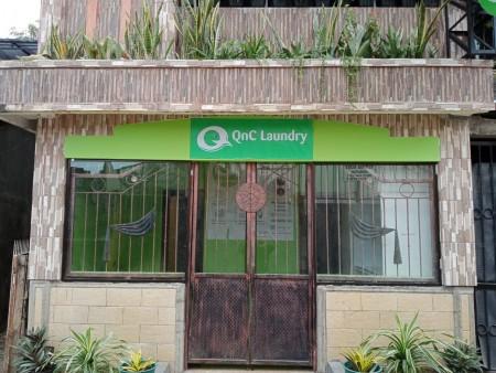 QnC Laundry Monumen Emmy Saelan Makassar