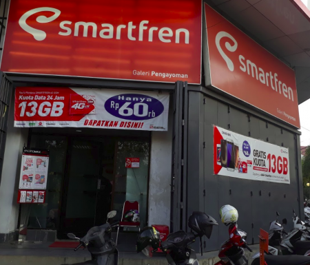 Service Point Smartfren Pengayoman Makasar - Cabang Makassar, Sulawesi Selatan