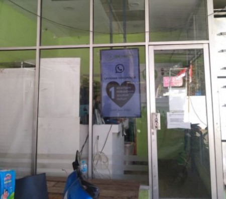QnC Laundry Landak Makassar