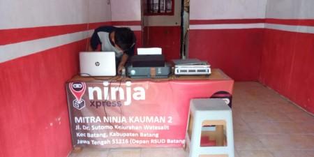 Ninja Xpress Pusat Batang - Pekalongan