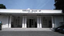 Gedung Joang 45 Jakarta