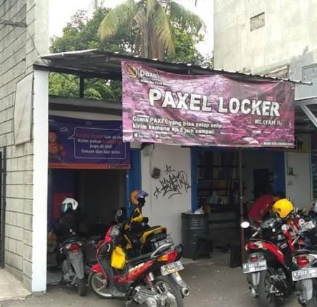 Paxel Point Pondok Cabe Raya - Tangerang Selatan, Banten