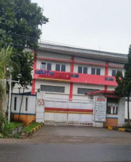 Kantor Cabang Pt Sumber Alfaria Trijaya Tbk Alfamart Cimahi Bandung 2