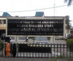 Kantor Imigrasi Kelas I Khusus Medan
