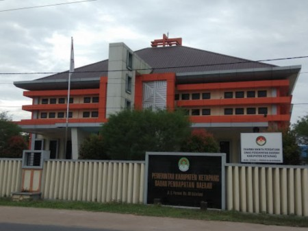Dinas Pendapatan Daerah (Dispenda) Kabupaten Ketapang