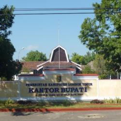 Kantor Bupati Lombok Timur