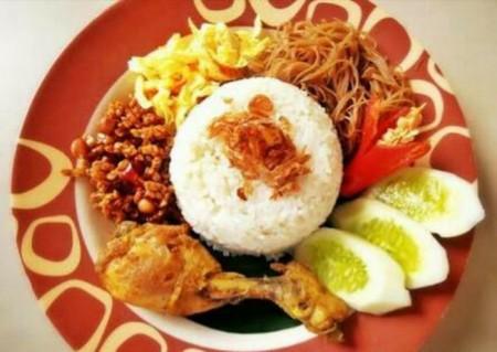 Nasi Uduk Abu Bakrin - Magelang, Jawa Tengah