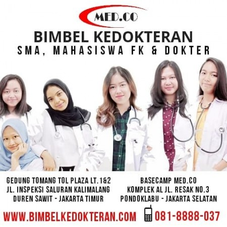 Bimbingan Belajar (Bimbel) Kedokteran Jakarta